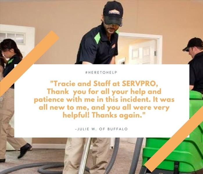 Why You Should Choose Servpro Of The Southtowns