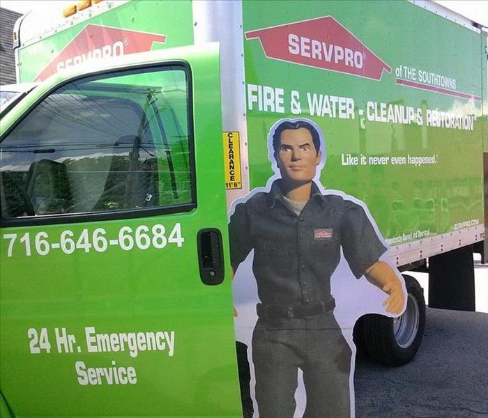 General Why Choose SERVPRO - National Name, Local Roots