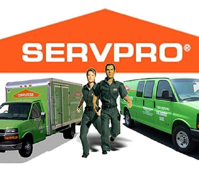 Storm Damage When Storms or Floods hit Western New York, SERVPRO is ready!